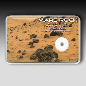 Marsmeteorit NWA 6963